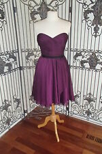 197  LOVE STYLE G6 LAVENDER  SIZE 14 MOTHER OF THE BRIDE BRIDESMAID DRESS GOWN