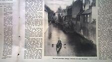 1915 85 Brügge japanische Haubitze bei Grodno