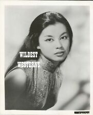 FRANCE NUYEN Vintage PHOTO Asian Beauty RARE original portrait SOUTH PACIFIC