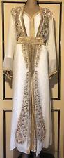 jalabiya maxi dress abaya jilbab farasha kaftan sizes SMALL UK SIZE 8/10