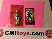 GI Joe figure mail order exclusive red file card ACE Skystriker Pilot