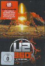 U2 : 360° at the Rose Bowl (DVD)