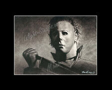 Michael Myers halloween horror character drawing fro artist image picture