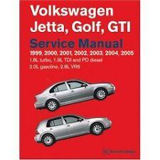 Reparaturanleitung VW Golf IV GTI / TDI / VR6 + Bora