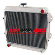 3Row Aluminium Radiator For Toyota Hilux 22R RN85 RN90 YN85 Ute 2.4 88-97 Petrol