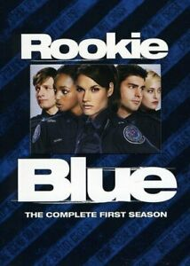 Rookie Blue Complete First Season Series 1 TV Show DVD Set NEW Police Drama