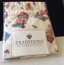 pillow sham ruffled edge 100% cotton byTraditions /Pamela Kline