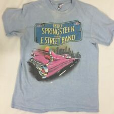 Vintage Bruce Springsteen 84 Born in the Usa tour single stitch T-shirt