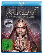 PADMAAVAT / EIN KÖNIGREICH FÜR DIE LIEBE - Bollywood Blu-ray Erscheint 24. 8.