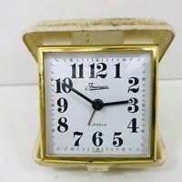 Vintage Jawaco Travel Alarm Clock Spares &/Or Repairs Restoration