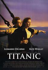TITANIC Movie Leonardo DiCaprio Love Poster 24x32 inch PZ009