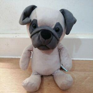 Jellycat Pablo Pug Plush Cute Puppy Dog Soft Toy Comforter Beige BNWT Soft New