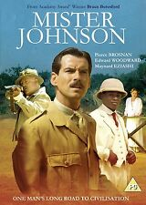 MISTER JOHNSON (Pierce Brosnan) - DVD - REGION 2 UK