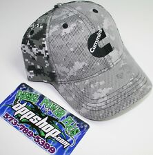 Digital Camo Dodge Cummins hat ball cap trucker mesh overlay snap back cummings