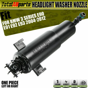 Headlight Washer Nozzle Left or Right for 2004-2012 BMW 3 Series E90 E91 E92 E93