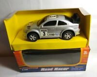 TEAM POWER FRICTION POWER ROAD RACER - SILVER - BOXED
