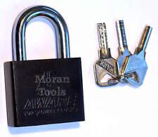60mm Keys Keyed alike Waterproof Outdoor Padlock Same Key for all locks HD lock