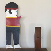 R.A. Miller - Elvis (Oil on Sheet Metal), Folk Art/Outsider Art