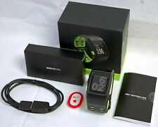 Nike+ Sport Watch + Foot Pod Anthracite/Volt YELLOW TomTom GPS Sportwatch runner