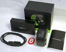 Nike+ Sport Watch + Foot Pod Anthracite/Volt YELLOW TomTom GPS Sportwatch runner