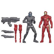 Los Vengadores Edad de Ultron Hasbro Iron Man Mark vs sub-Ultron 010 Diversión para niños NUEVO