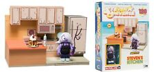 Steven Universe Stevens Kitchen Amethyst Construction Set McFarlane