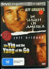 IN SEARCH OF AMERICA  AND  THE YIN AND THE YANG OF MR. GO