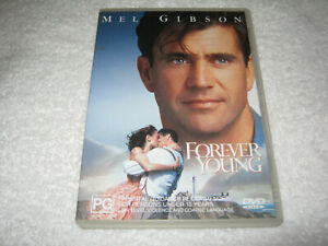 Forever Young - Mel Gibson - VGC - DVD - R4