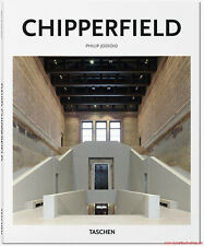 Fachbuch David Chipperfield architects, Projekte des Architekten, viele Bilder