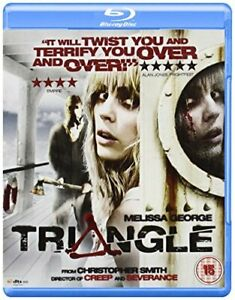 Triangle [Blu-ray] [DVD][Region 2]