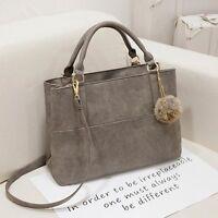 Fashion Womens Leather Shoulder Bag Handbag Tote Purse Ladies Messenger Satchel