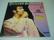 RICHARD GOTAINER 33 TOURS FRANCE PROGRAMME PLUS VOL. 1