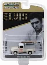 1954 FORD F-100 PICKUP TRUCK ELVIS PRESLEY 1/64 DIECAST BY GREENLIGHT 44800 B