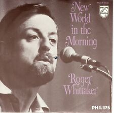 7inch  ROGER WHITTAKER new world in the morning HOLLAND EX/VG++    (S0734)