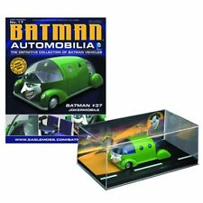 Batman #37 Jokermobile Die-Cast Metal Vehicle with Collector Magazine