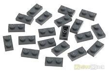 6x LEGO® 32059 4x6 Flügel-Platte schräg schwarz black NEU
