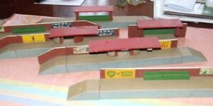 Hailey type wooden Platform sections being sold as a job lot.