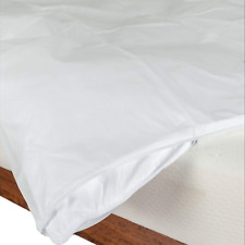 Homescapes Waterproof Duvet Cover Protector - Fully Fitted - SUPER KING Size -