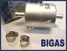 FILTRO MANUTENZIONE IMPIANTO BIGAS GAS GPL CARTUCCIA DIAMETRO 11 mm SEQUENZIALE