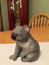 Koala Bear Royal Heritage Bisque China Porcelain Figurine Australia