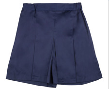 Stubbies Women Girls Skort  School Wear Uniform  Size 10A - Navy