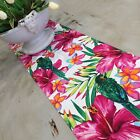 Table Runner, Bright Tropical Parrot, Bird Table Runners, Quality, Last Ones!
