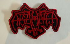ENSLAVED Patch Embroidered IronSew on Patch High Quality Black Folk Metal