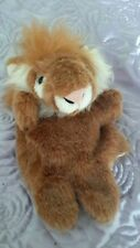 Lion hand puppet new  LAST ONE