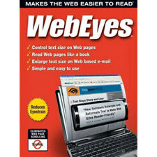 Avanquest 6900 Webeyes 2.2 Makes The Web Easier To Read