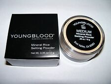 Youngblood Mineral Rice Setting Powder MEDIUM (LOOSE)