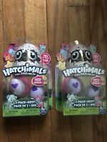 Hatchimals CollEGGtibles Season 1 2-Pack + Nest  (Styles&Colors May Vary) 2 pacs