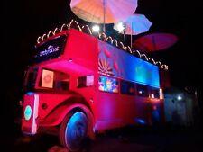 Food Truck EventBus Oldtimer Doppeldecker
