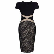 Size Regular Lace Casual Dresses for Women
