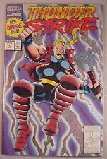 Thunder Strike #1 June 1993 Marvel Comics Comic Book First Issue